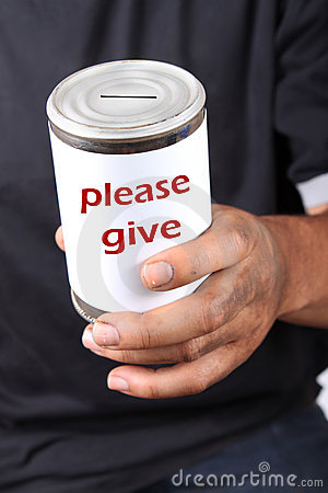 Please Give!