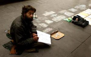 flinders-street-subway-beggar