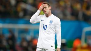 Dejected Rooney