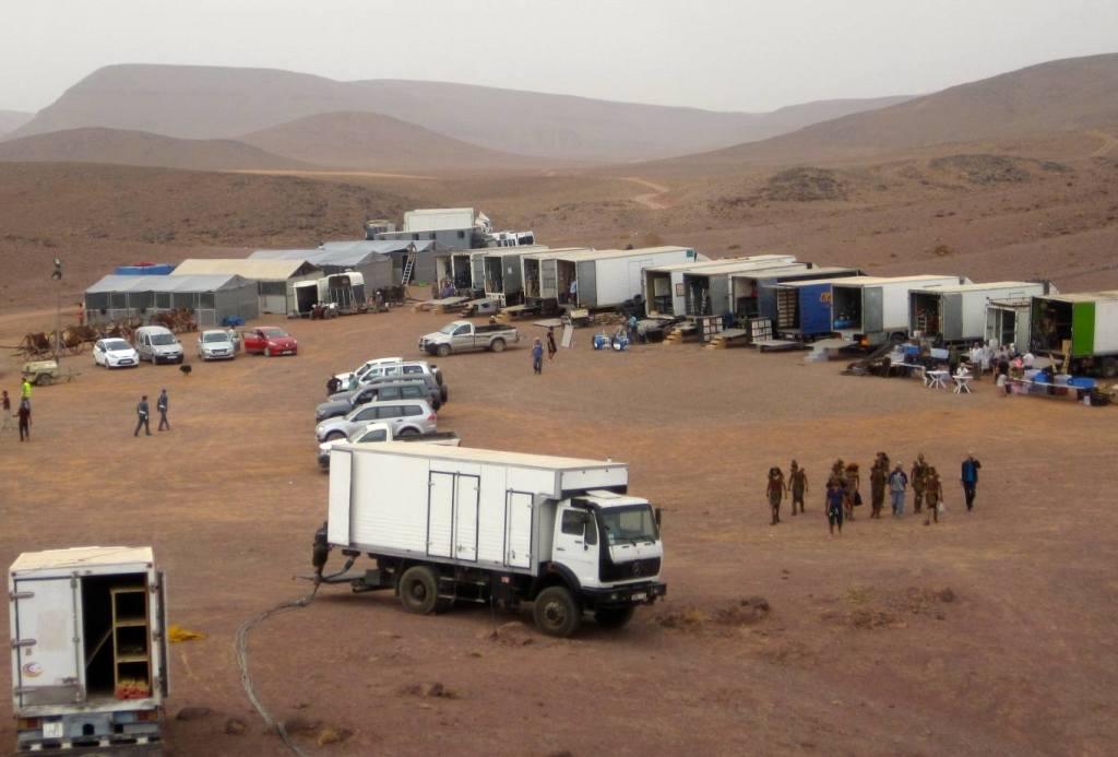crew trucks